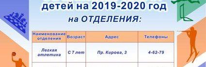 Муниципальное автономное учреждение  спортивная школа олимпийского резерва №1 города Кирово-Чепецка Кировской области